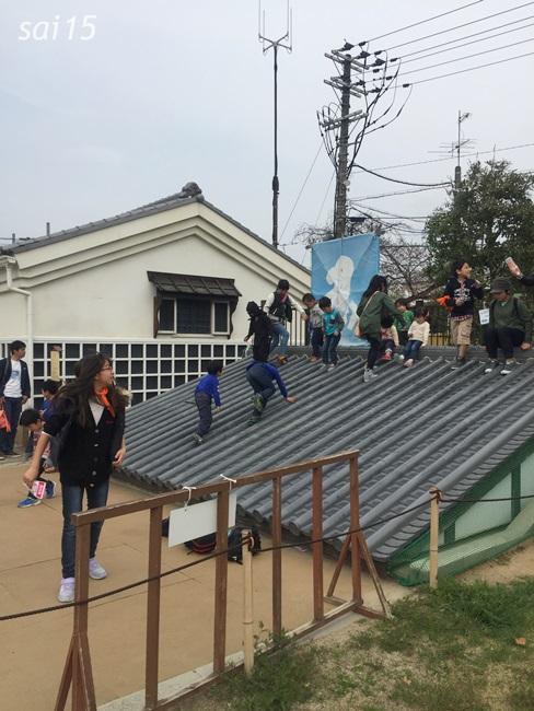 すべり台 京都太秦映画村 (28)